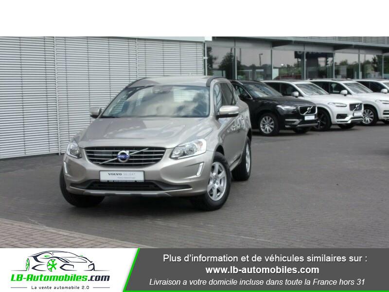 Volvo XC60 D3 150 ch Argent occasion à Beaupuy