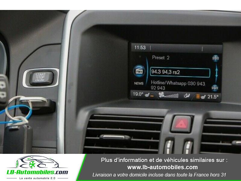 Volvo XC60 D3 150 ch Noir occasion à Beaupuy - photo n°7