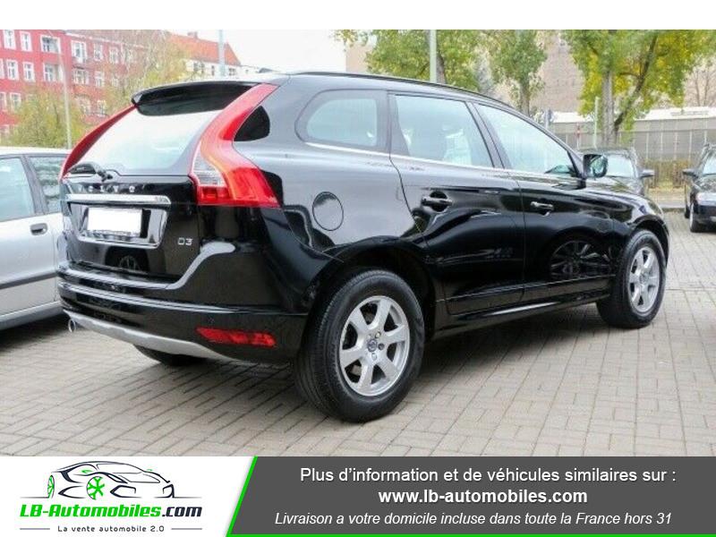 Volvo XC60 D3 150 ch Noir occasion à Beaupuy - photo n°3