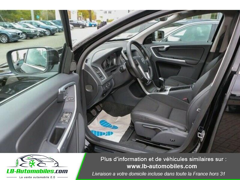 Volvo XC60 D3 150 ch Noir occasion à Beaupuy - photo n°4