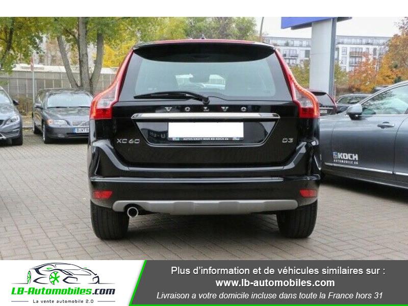 Volvo XC60 D3 150 ch Noir occasion à Beaupuy - photo n°8