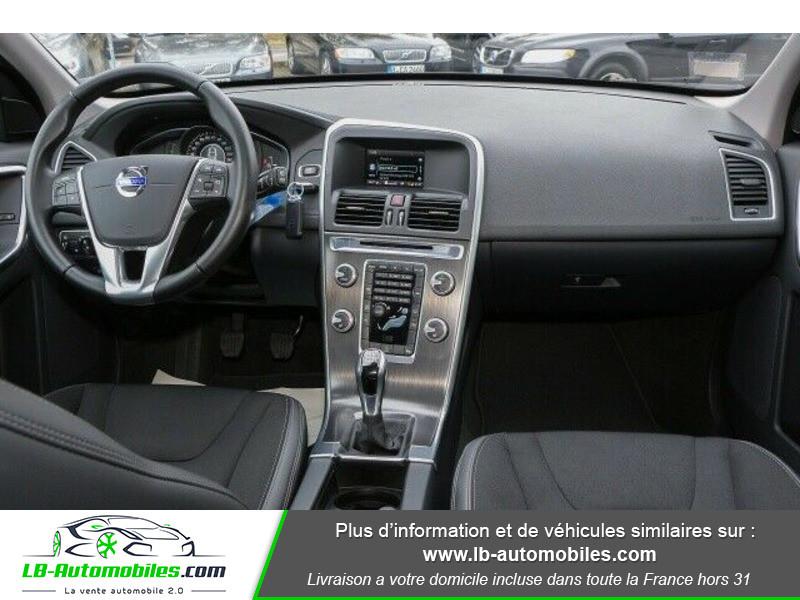 Volvo XC60 D3 150 ch Noir occasion à Beaupuy - photo n°2