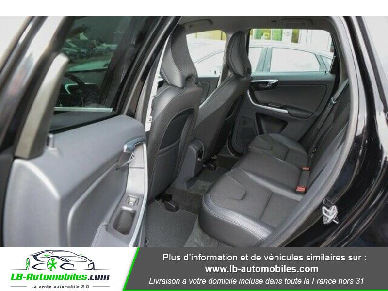 Volvo XC60 D3 150 ch Noir occasion à Beaupuy - photo n°5