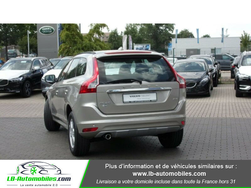 Volvo XC60 D3 150 ch Argent occasion à Beaupuy - photo n°3