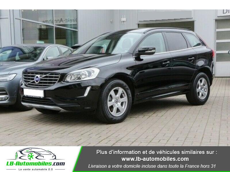 Volvo XC60 D3 150 ch Noir occasion à Beaupuy