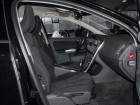 Volvo XC60 D3 163 DRIVe Kinetic Noir à Beaupuy 31