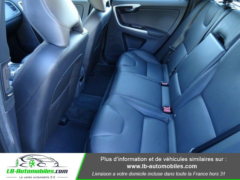 Volvo XC60 D4 181 ch Noir occasion à Beaupuy - photo n°8