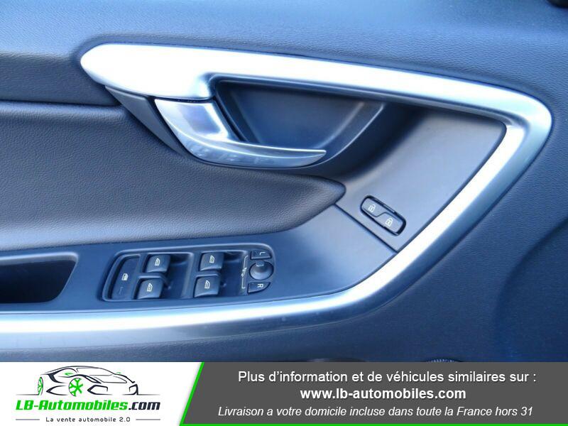 Volvo XC60 D4 181 ch Noir occasion à Beaupuy - photo n°11