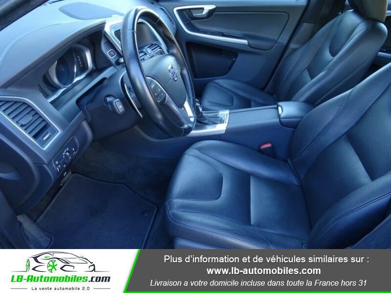 Volvo XC60 D4 181 ch Noir occasion à Beaupuy - photo n°7