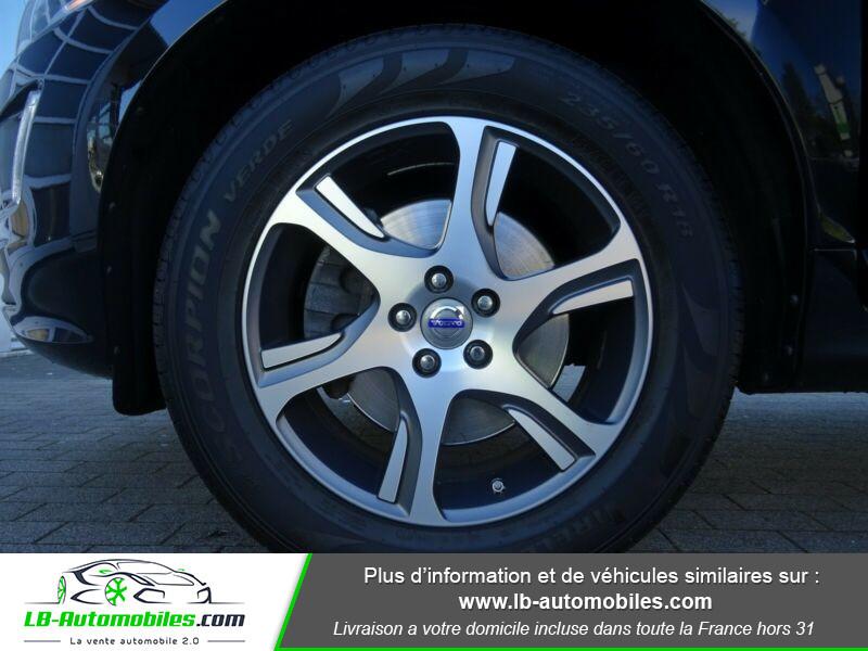 Volvo XC60 D4 181 ch Noir occasion à Beaupuy - photo n°15