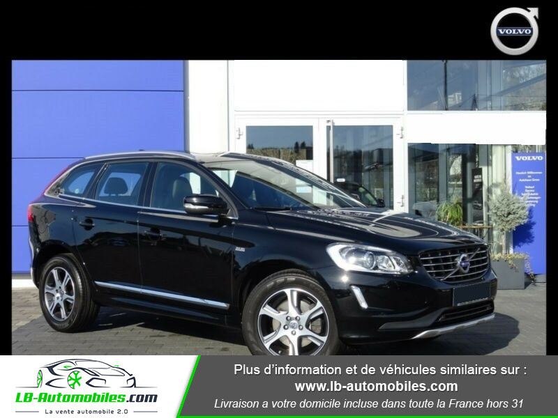 Volvo XC60 D4 181 ch Noir occasion à Beaupuy