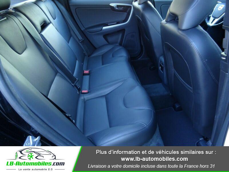 Volvo XC60 D4 181 ch Noir occasion à Beaupuy - photo n°10