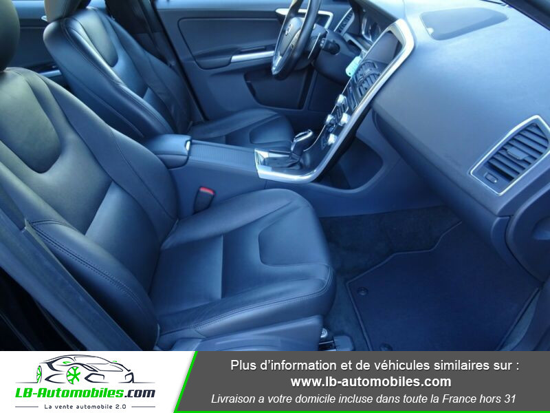 Volvo XC60 D4 181 ch Noir occasion à Beaupuy - photo n°9
