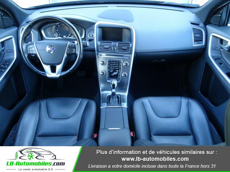 Volvo XC60 D4 181 ch Noir occasion à Beaupuy - photo n°2