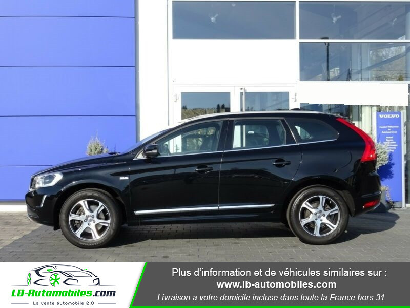 Volvo XC60 D4 181 ch Noir occasion à Beaupuy - photo n°3