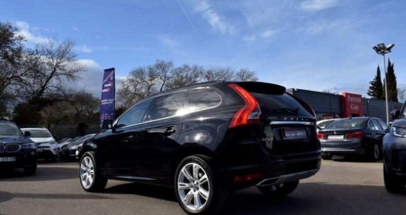 Volvo XC60 D4 181CH SUMMUM GEARTRONIC Noir occasion à VENDARGUES - photo n°3