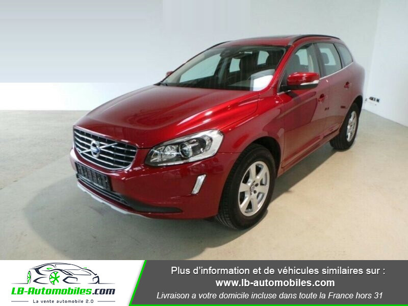 Volvo XC60 D4 190 ch Rouge occasion à Beaupuy