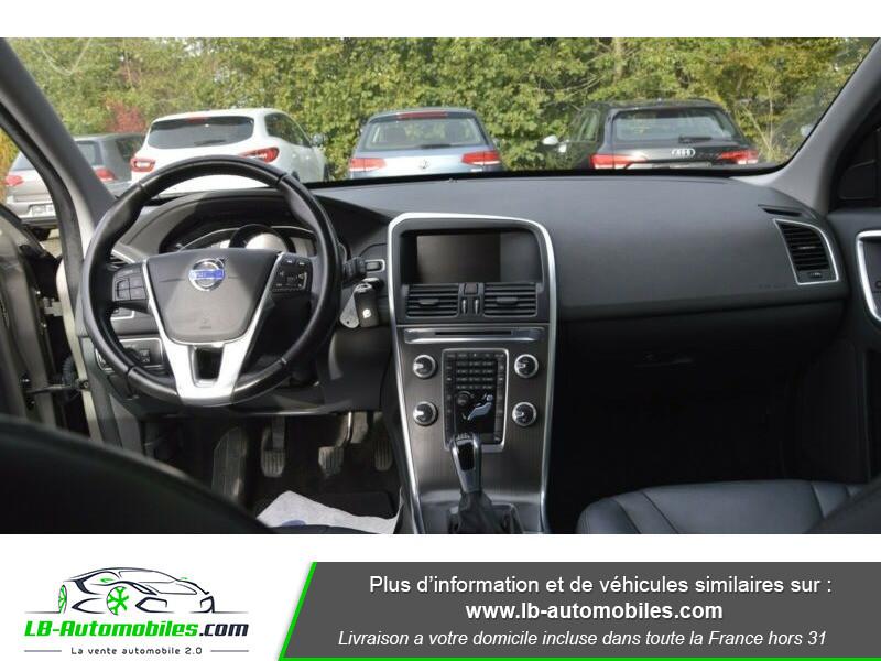 Volvo XC60 D4 190 ch Gris occasion à Beaupuy - photo n°2