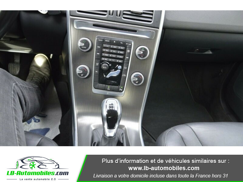 Volvo XC60 D4 190 ch Gris occasion à Beaupuy - photo n°6