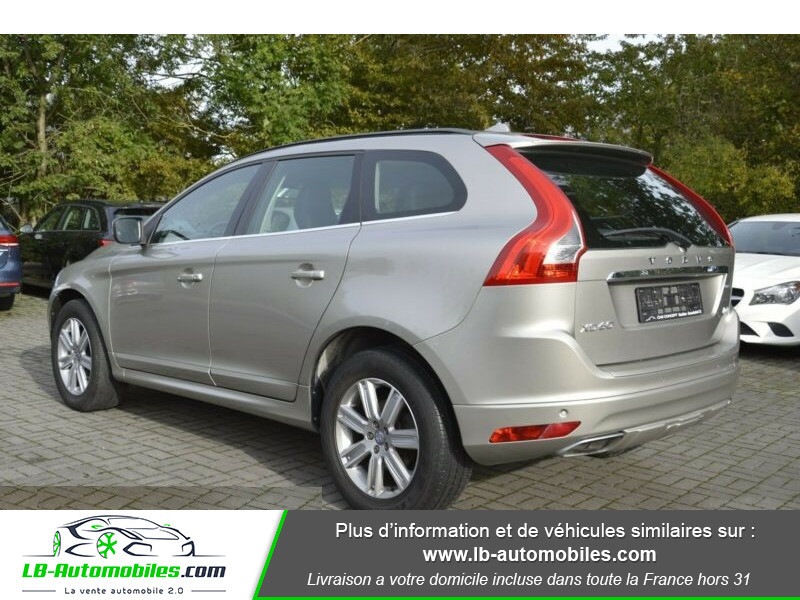 Volvo XC60 D4 190 ch Gris occasion à Beaupuy - photo n°3