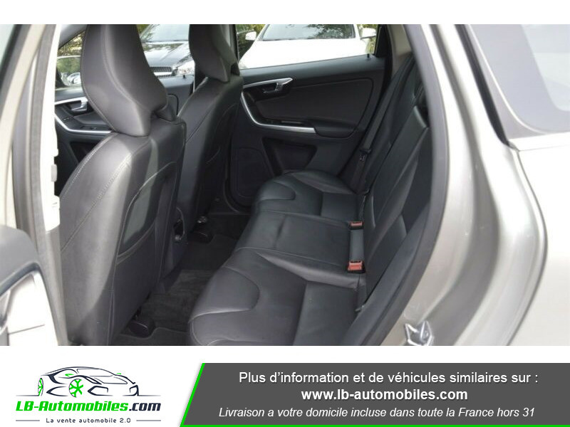 Volvo XC60 D4 190 ch Gris occasion à Beaupuy - photo n°5