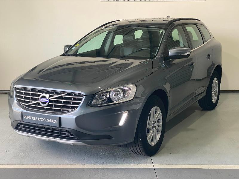 Volvo XC60 D4 190ch Momentum Business Geartronic Gris occasion à Labège