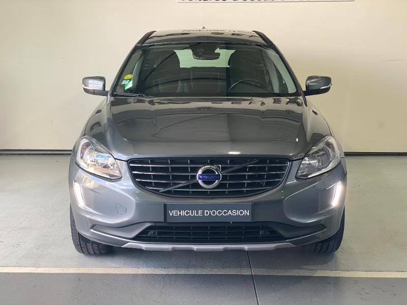 Volvo XC60 D4 190ch Momentum Business Geartronic Gris occasion à Labège - photo n°2
