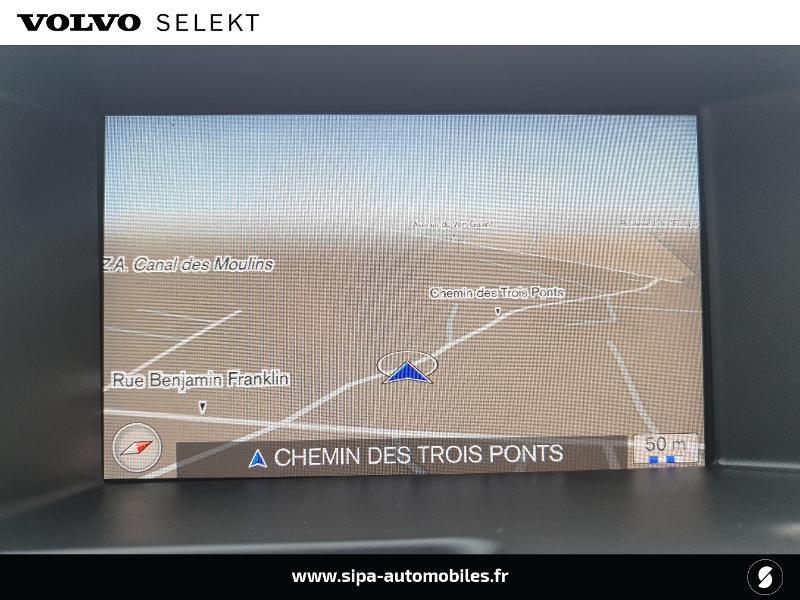 Volvo XC60 D4 190ch Xenium Geartronic Noir occasion à Lescar - photo n°10