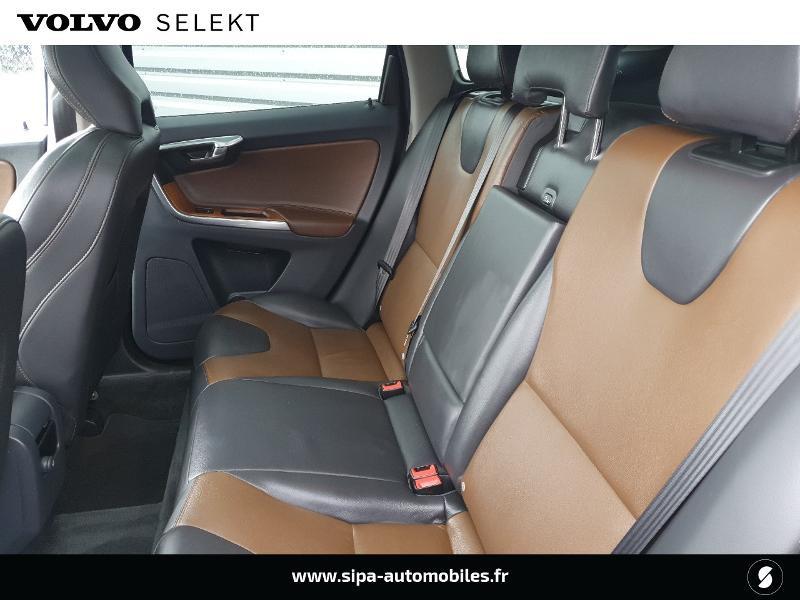 Volvo XC60 D4 190ch Xenium Geartronic Noir occasion à Lescar - photo n°7