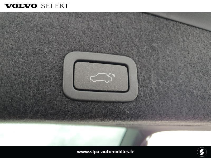 Volvo XC60 D4 190ch Xenium Geartronic Noir occasion à Lescar - photo n°14