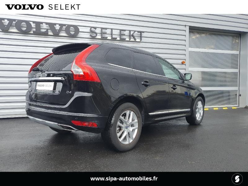 Volvo XC60 D4 190ch Xenium Geartronic Noir occasion à Lescar - photo n°3