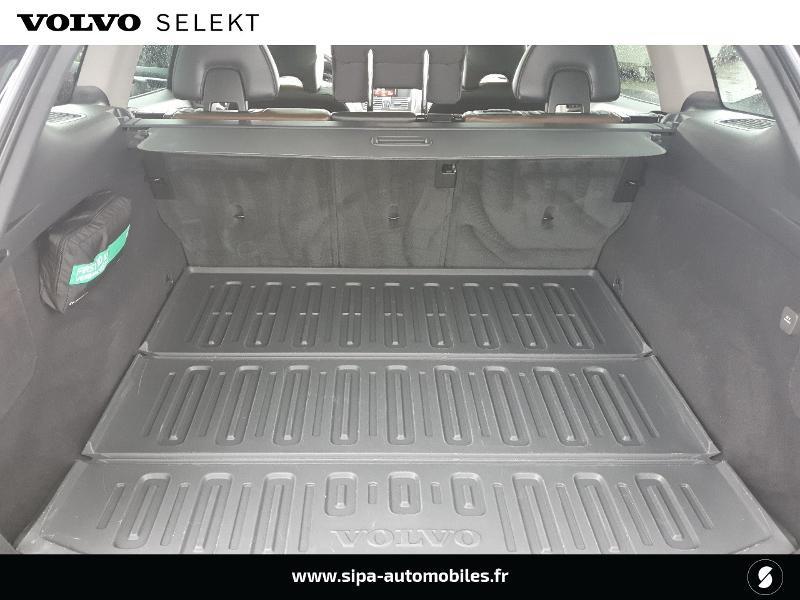 Volvo XC60 D4 190ch Xenium Geartronic Noir occasion à Lescar - photo n°9