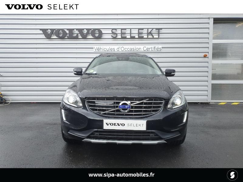 Volvo XC60 D4 190ch Xenium Geartronic Noir occasion à Lescar - photo n°4