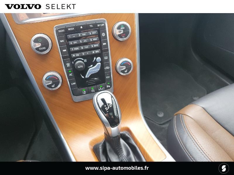 Volvo XC60 D4 190ch Xenium Geartronic Noir occasion à Lescar - photo n°12