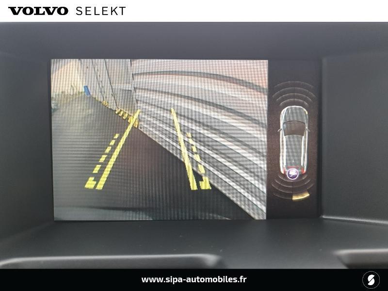 Volvo XC60 D4 190ch Xenium Geartronic Noir occasion à Lescar - photo n°11
