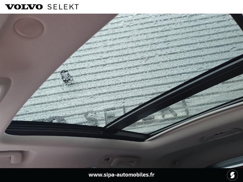 Volvo XC60 D4 190ch Xenium Geartronic Noir occasion à Lescar - photo n°16