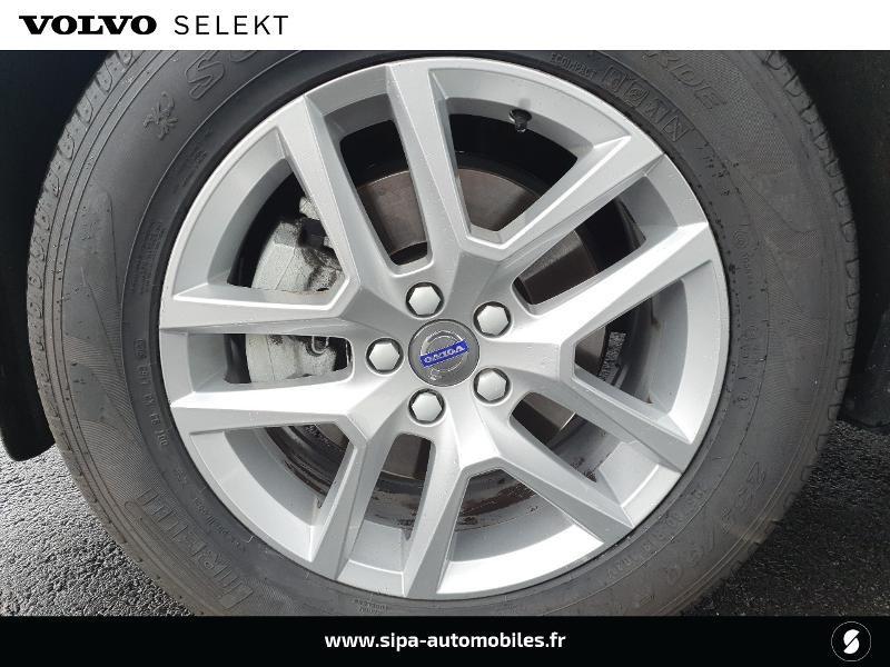 Volvo XC60 D4 190ch Xenium Geartronic Noir occasion à Lescar - photo n°8