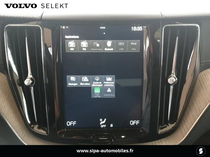 Volvo XC60 D4 AdBlue 190ch Inscription Geartronic Blanc occasion à Mérignac - photo n°12
