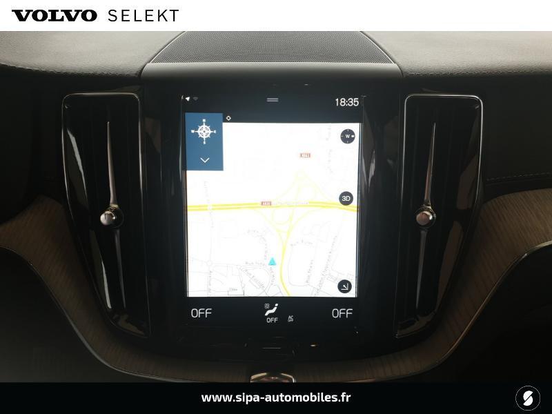 Volvo XC60 D4 AdBlue 190ch Inscription Geartronic Blanc occasion à Mérignac - photo n°10