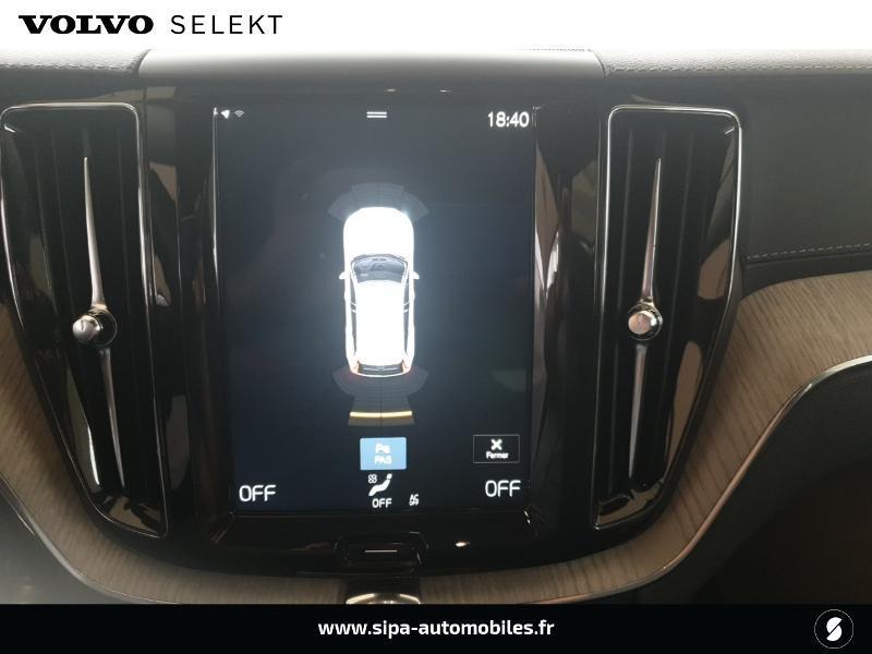 Volvo XC60 D4 AdBlue 190ch Inscription Geartronic Blanc occasion à Mérignac - photo n°20