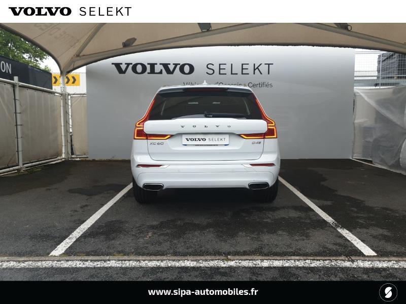Volvo XC60 D4 AdBlue 190ch Inscription Geartronic Blanc occasion à Mérignac - photo n°5