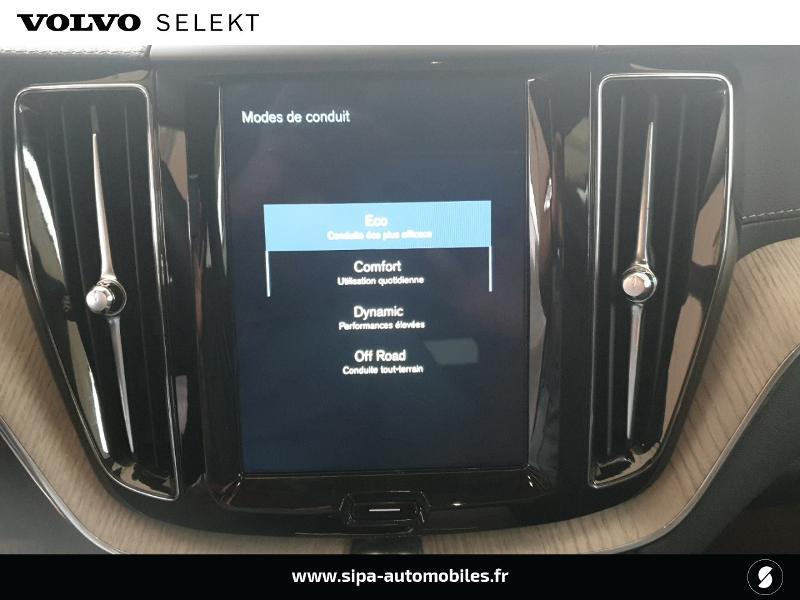 Volvo XC60 D4 AdBlue 190ch Inscription Geartronic Blanc occasion à Mérignac - photo n°17