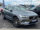 Volvo XC60 D4 AdBlue AWD 190ch Inscription Luxe Geartronic Gris à Barberey-Saint-Sulpice 10