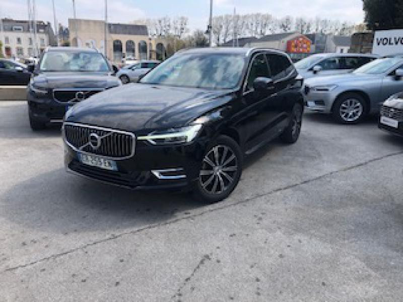 Volvo XC60 D4 AdBlue AWD 190ch Inscription Luxe Geartronic Noir occasion à Redon