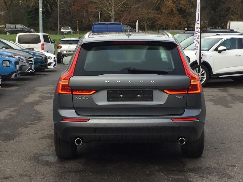 Volvo XC60 D4 ADBLUE AWD 190CH MOMENTUM GEARTRONIC Gris occasion à Campsas - photo n°7