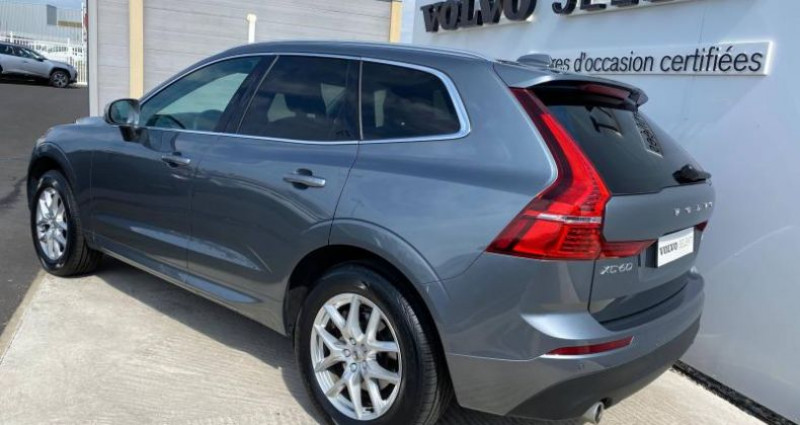Volvo XC60 D4 AWD AdBlue 190ch Business Geartronic Gris occasion à AUBIERE - photo n°2