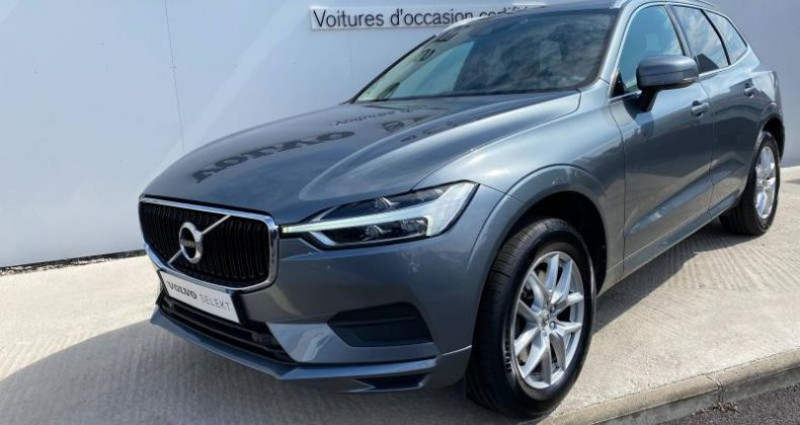 Volvo XC60 D4 AWD AdBlue 190ch Business Geartronic Gris occasion à AUBIERE