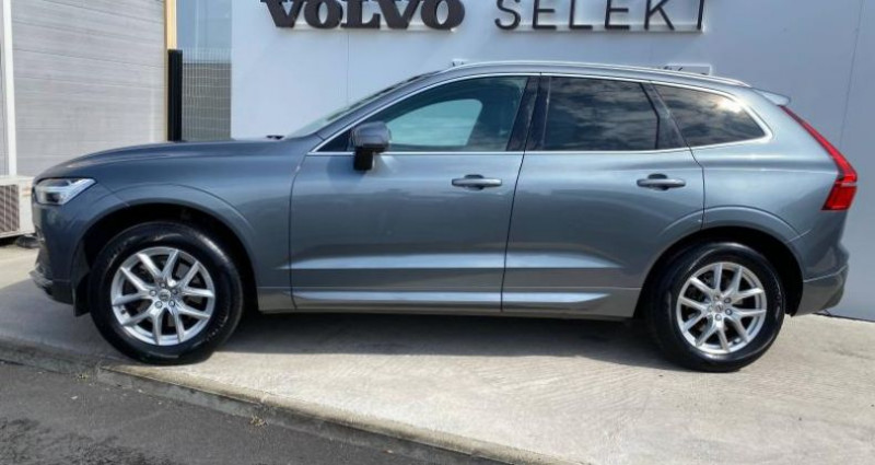 Volvo XC60 D4 AWD AdBlue 190ch Business Geartronic Gris occasion à AUBIERE - photo n°6