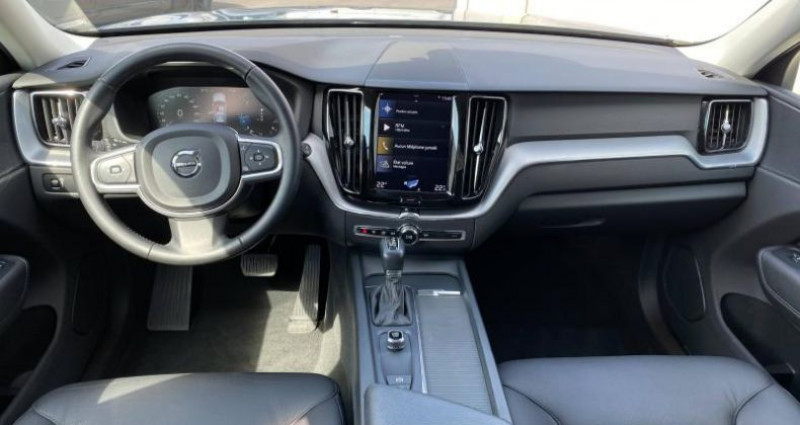 Volvo XC60 D4 AWD AdBlue 190ch Business Geartronic Gris occasion à AUBIERE - photo n°4