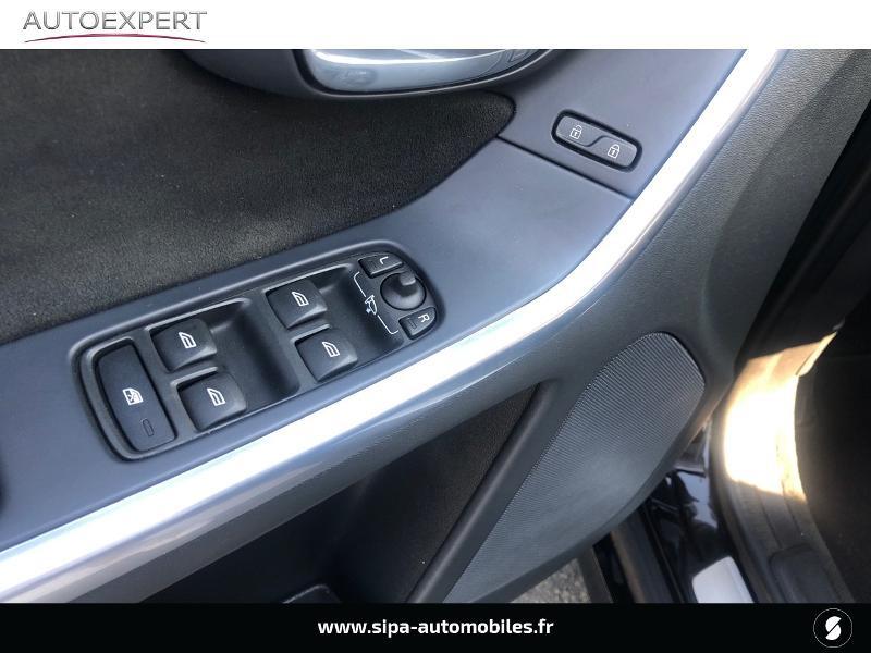 Volvo XC60 D5 AWD 220ch R-Design Geartronic Noir occasion à Villenave-d'Ornon - photo n°12